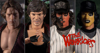 Action Figures The Warriors (Os Selvagens da Noite) One:12 Collective da Mezco