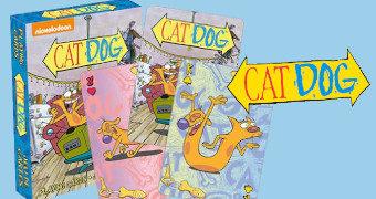 Baralho do Desenho Animado CatDog (Nickelodeon)