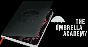 Diário The Umbrella Academy Journal