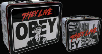 Lancheira do Filme They Live (Eles Vivem) de John Carpenter