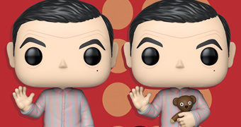Mr. Bean Pop! de Pijamas com Ursinho Teddy