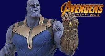 Estátua Thanos Marvel Gallery (Avengers/Vingadores)