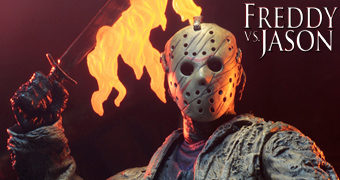 Freddy x Jason Ultimate Action Figure: Jason Voorhees