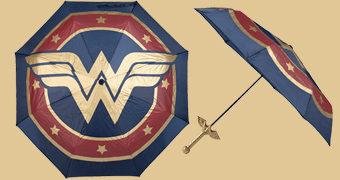 Guarda-Chuva Wonder Woman Rain Killer (Mulher Maravilha)