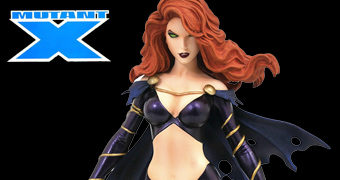 Estátua Goblin Queen (Madelyne Summers) Mutant X Marvel Gallery