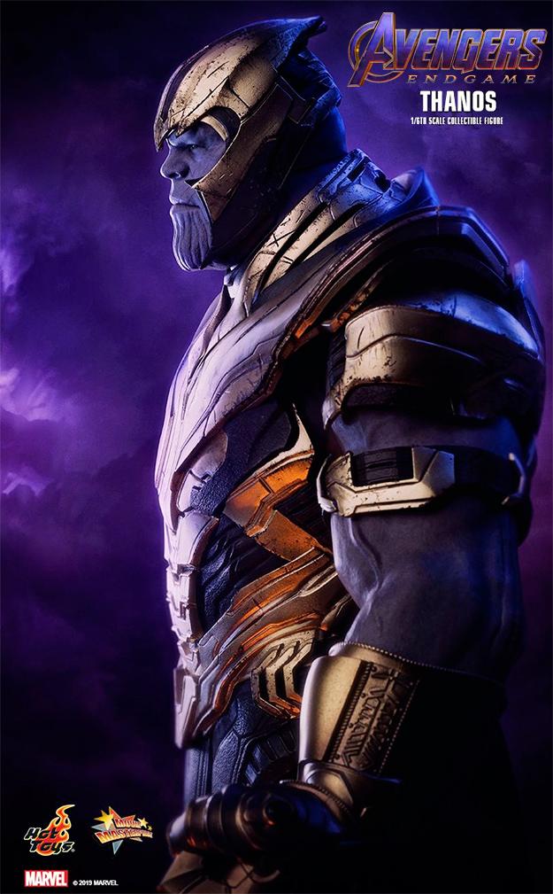 Thanos (Vingadores: Ultimato) – Action Figure Perfeita 1:6