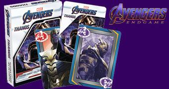 Baralho Thanos Vingadores: Ultimato (Avengers: Endgame)