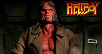 Action Figure Hellboy (2019) One:12 Collective da Mezco