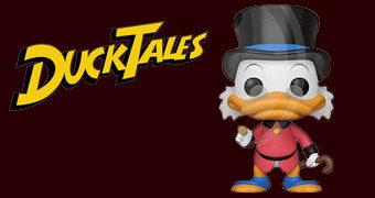 Boneco Pop! Tio Patinhas (DuckTales 2017)