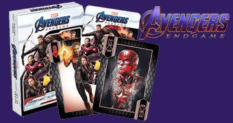 Baralho Vingadores: Ultimato (Avengers: Endgame)