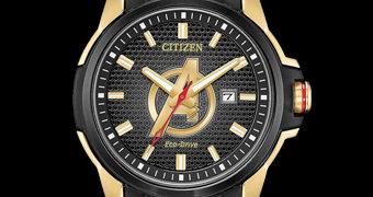 Relógio de Pulso Vingadores Avengers Eco-Drive da Citizen