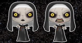 Bonecas Pop! A Freira (The Nun)