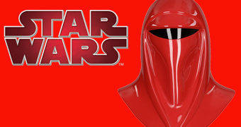 Imperial Royal Guard (Guarda Imperial) Capacete de Luxo 1:1 Star Wars