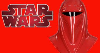 Imperial Royal Guard (Guarda Imperial) Capacete de Luxo 1:1 Star Wars