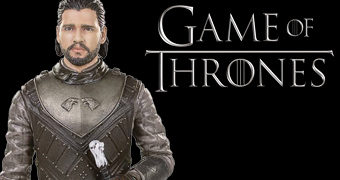 Estátua Jon Snow Premium Figure Dark Horse (Game of Thrones)