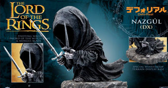 Nazgul Defo-Real de O Senhor dos Anéis – Figura Star Ace Deformada (The Lord of The Rings)