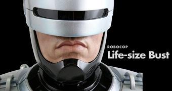 Busto RoboCop em Tamanho Real com 76 cm de Altura (Chronicle Collectibles)