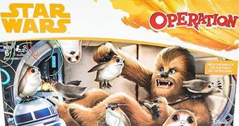 Jogo Operação Star Wars Chewbacca