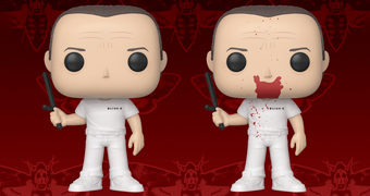 Hannibal Lecter Pop! – Bonecos O Silêncio dos Inocentes (Silence of the Lambs)