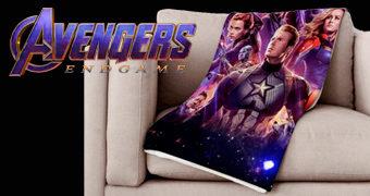 Cobertores de Lance Vingadores: Ultimato (Avengers: Endgame)