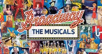 Os Musicais da Broadway – Quebra-Cabeça com 1.000 peças