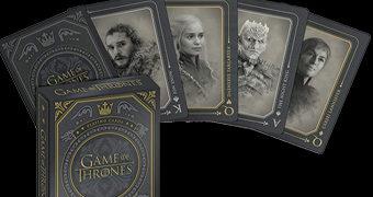 Baralho Game of Thrones para Jogar o Jogo dos Tronos!
