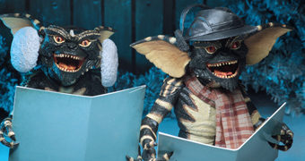 Action Figures Gremlins Christmas Carol (Neca)