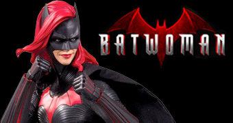 Batwoman (Ruby Rose) Estátua da nova Série de TV da DC