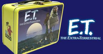 Lancheira de Lata E.T. – O Extraterrestre