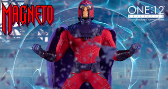 Action Figure Magneto One:12 Collective Marvel Comics (Mezco)