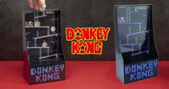 Cofre Donkey Kong Arcade