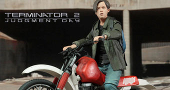 John Connor Ultimate Action Figure – Exterminador do Futuro 2 Julgamento Final