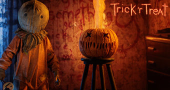 Sam Ultimate Action Figure – Trick 'r Treat (Contos do Dia das Bruxas)