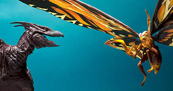 Mothra & Rodan S.H.MonsterArts – Godzilla II: Rei dos Monstros