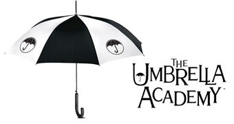 Guarda-Chuva The Umbrella Academy Umbrella