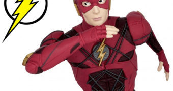 Cofre The Flash (DC Comics)