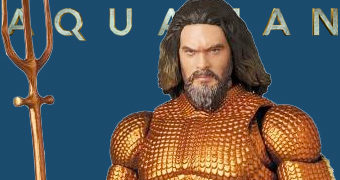 Aquaman MAFEX (Jason Momoa) Action Figure Medicom 1:12