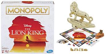 Jogo Monopoly O Rei Leão (1994)