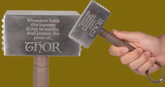 Martelo de Carne Mjolnir Thor (Cozinha)