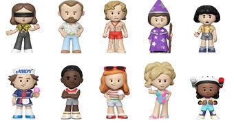 Stranger Things 3º Temporada Mystery Minis – Mini-Figuras Funko Blind-Box
