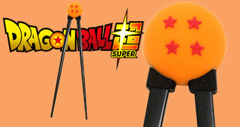 Par de Hashis Dragon Ball Super Chopsticks