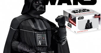 Pote de Cookies Lord Darth Vader Cookie Jar