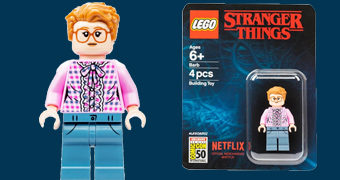 Mini-Figura LEGO Stranger Things: Barb Holland (SDCC 2019)