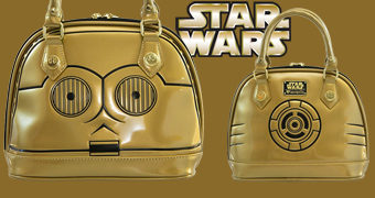 Bolsa Star Wars C-3PO
