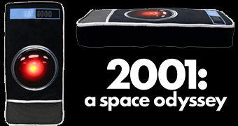 Computador Assassino HAL 9000 de Pelúcia (2001, Uma Odisseia no Espaço)