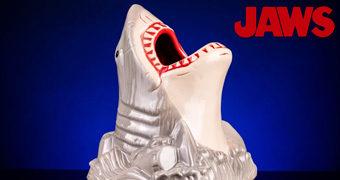 Caneca Tiki Mug Tubarão Bruce (Shark Week)