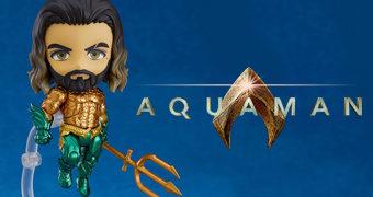 Boneco Nendoroid Aquaman