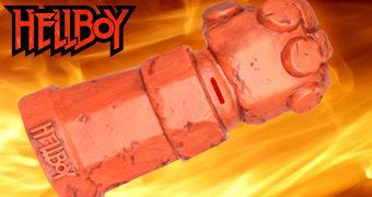 Cofre Hellboy Mão Direita da Perdição