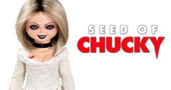 Réplica Perfeita da Boneca Assassina Tiffany em O Filho de Chucky (Seed of Chucky)