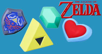 Brinquedos Anti-Stress The Legend of Zelda